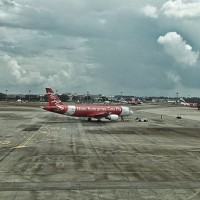 Air Asia @ Changi Airport