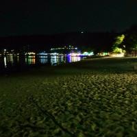 Loh Dalum Bay @ night