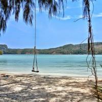 Loh Dalum beach, Koh Phi Phi Don