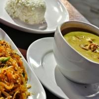 Massa mun curry @ Papaya restaurant