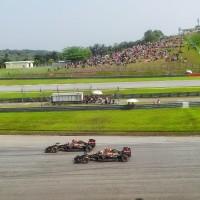 Circuit F1 Sepang