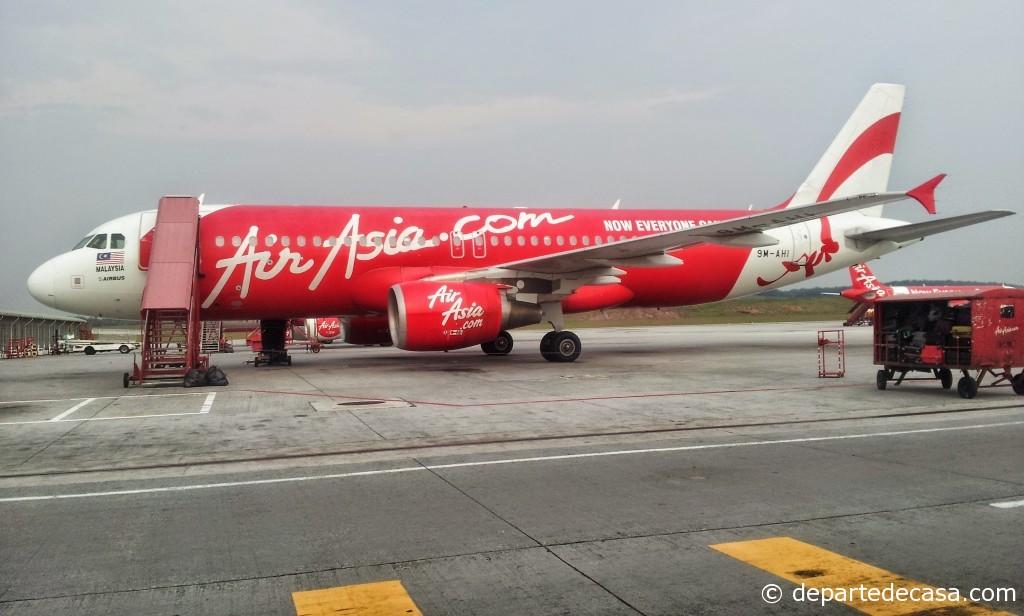 Air Asia, Kuala Lumpur