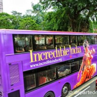 Autobuz in Singapore