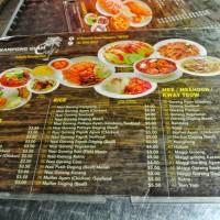 Preturi restaurant Kampong Glam