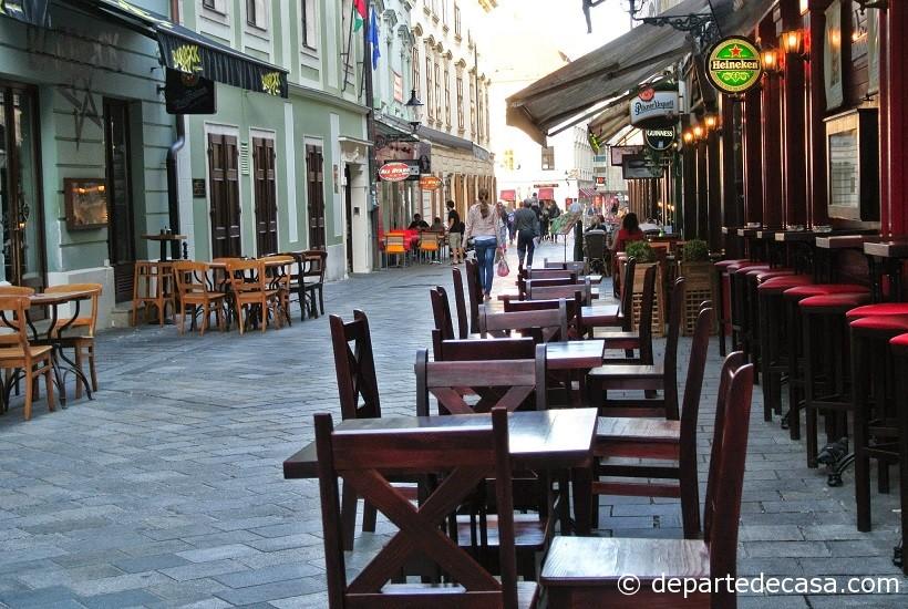 Restaurante in Bratislava