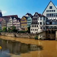 Neckar, Tubingen