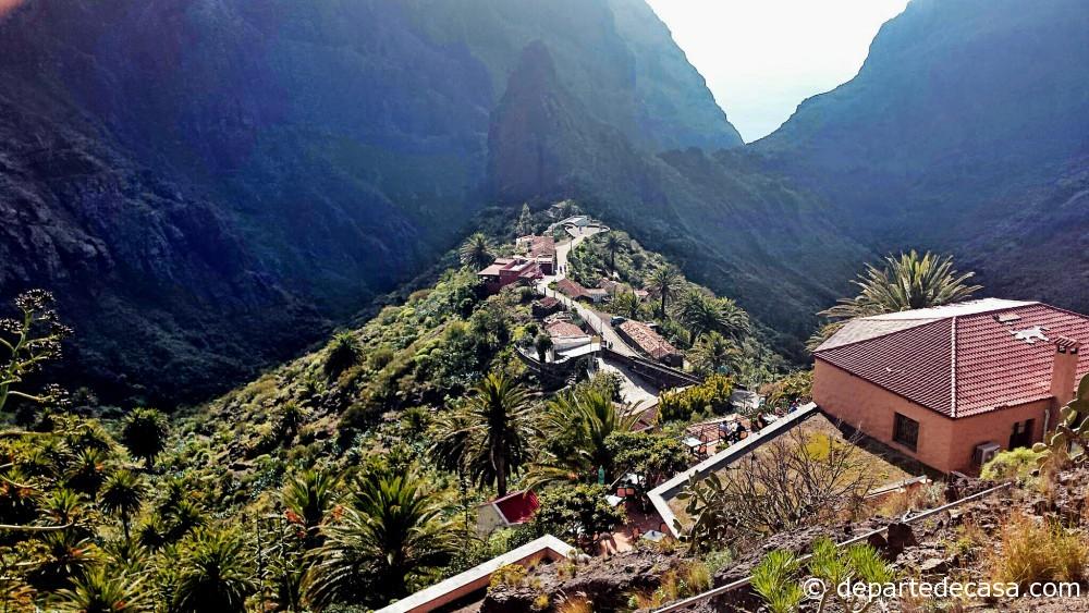 Satul Masca, Masca village