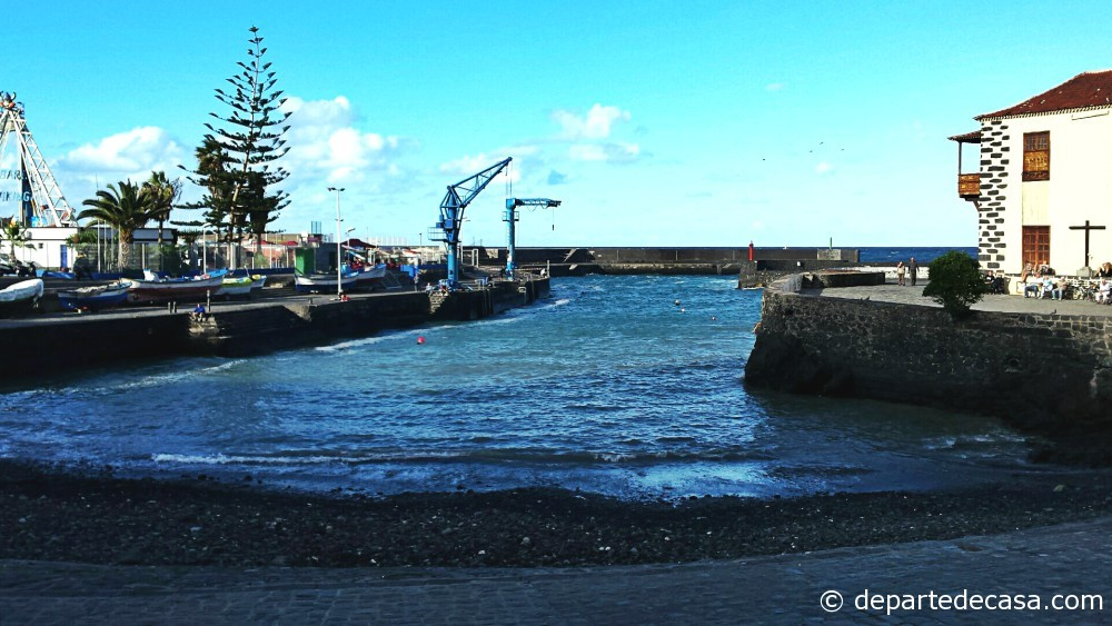 Old Harbour, Puerto de la Cruz