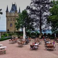 Burg Hohenzollern restaurant