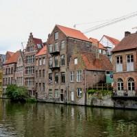 Leie, Gent Belgium