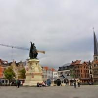 Vrijdagmarkt, Gent