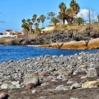 plaje din Tenerife, la Enramada