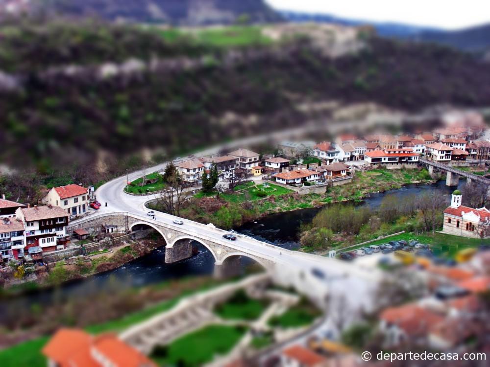 Tsarevets Panorama, Veliko Tarnovo