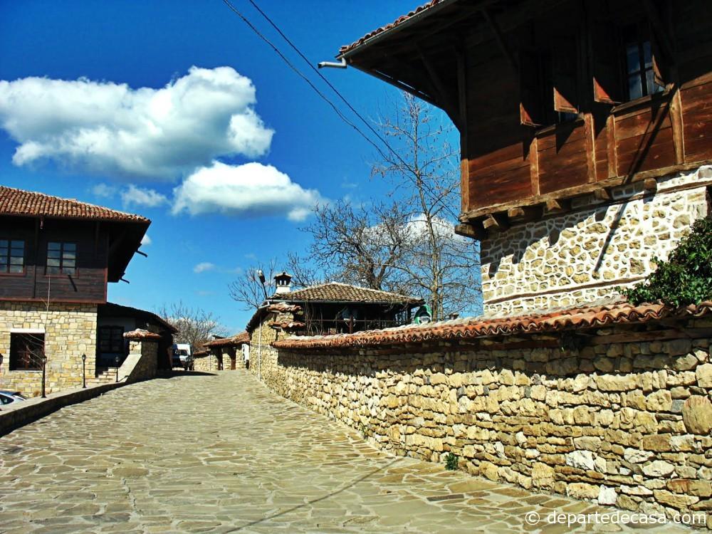 Strada tipica din Arbanassi