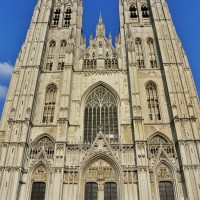 Cathedral of St. Michael and Gudula Brussels