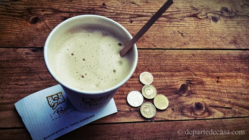 Cappuccino Le Pain Quotidien