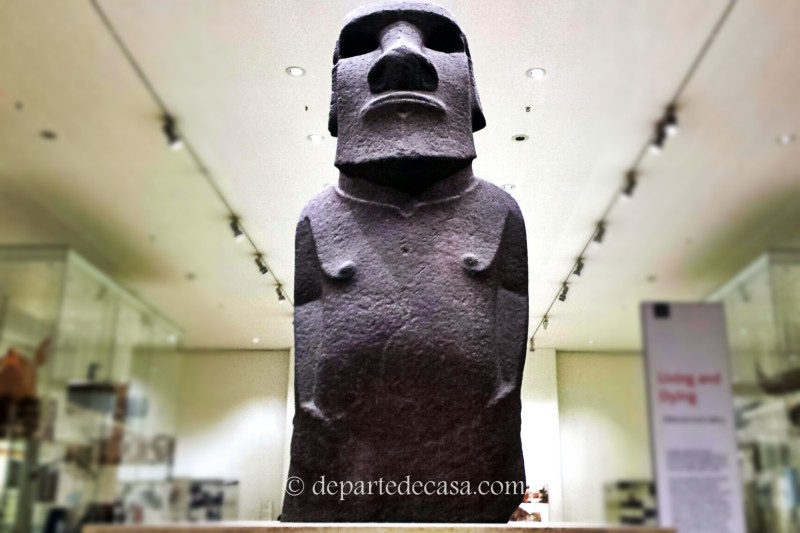 Hoa Hakananai'a moai
