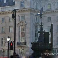 Piccadilly Circus, statuia lui Eros