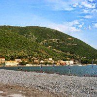 plaja Vassiliki Lefkada Grecia