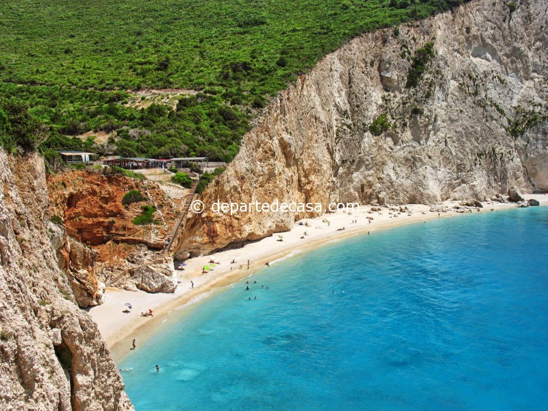 plaje lefkada grecia - Porto Katsiki