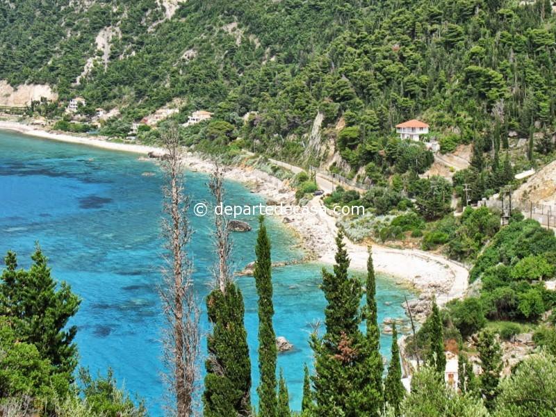 Plaja Agios Ioannis Lefkada