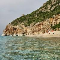 Plaja Mylos, Lefkada