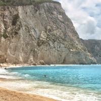 Porto Katsiki, cea mai frumoasa plaja din Lefkada, Grecia