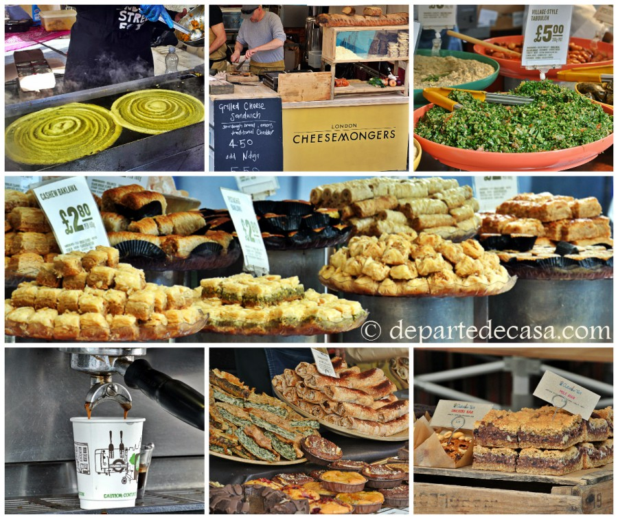 Realfood Market London