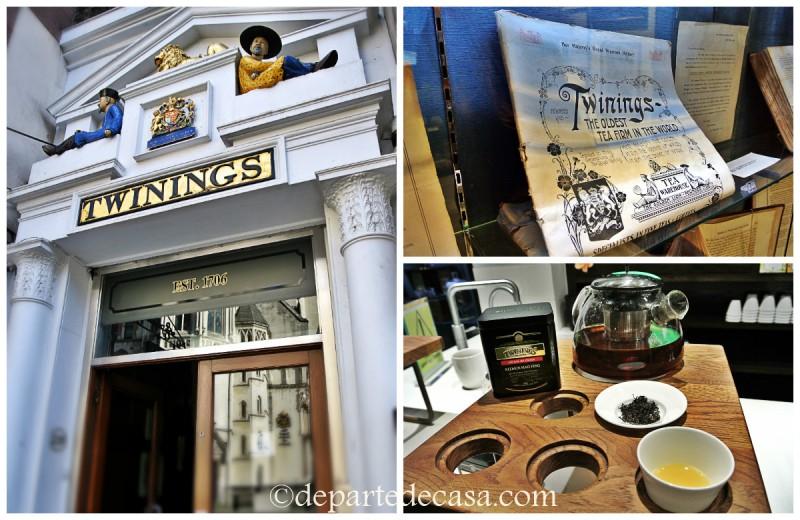 Twinings tea store