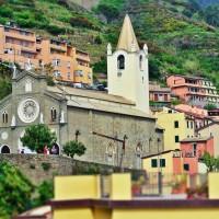 Biserica St. Giovanni Battista, Riomaggiore