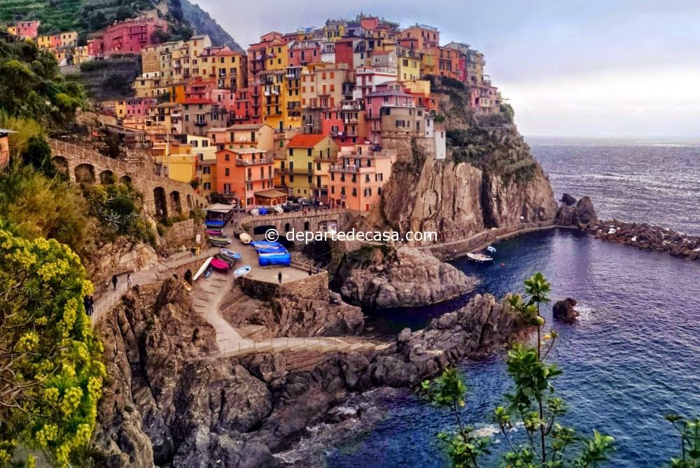 Manarola, Liguria, Cinque Terre
