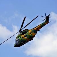 Elicopter Mil Mi-17 @ BIAS 2015