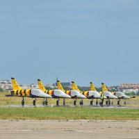 Baltic Bees (L-39C Albatross) @ BIAS 2015
