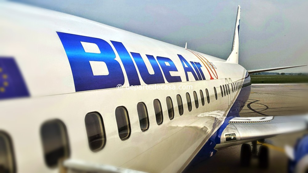 Air blue e marketing