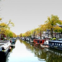 Amsterdam obiective turistice, Jordaan, Brouwergracht