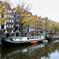 Jordaan, Brouwergracht, case cu obloane