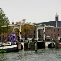 Magere Brug Amsterdam obiective turistice