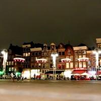 Nieuwmarkt, chinatown-ul Amsterdamului