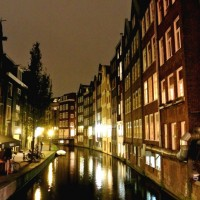 Red light district (De Wallen), Oudeijds Achterburgwal