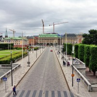 Insula Parlamentului (Riksdagen) Stockholm