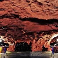 Radhuset metro Stockholm