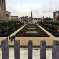Mont des Artes, Bruxelles
