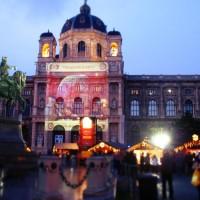 Targ de Craciun @ Viena, Maria Theresien Platz
