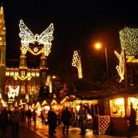 Targ de Craciun @ Viena, Rathaus 2