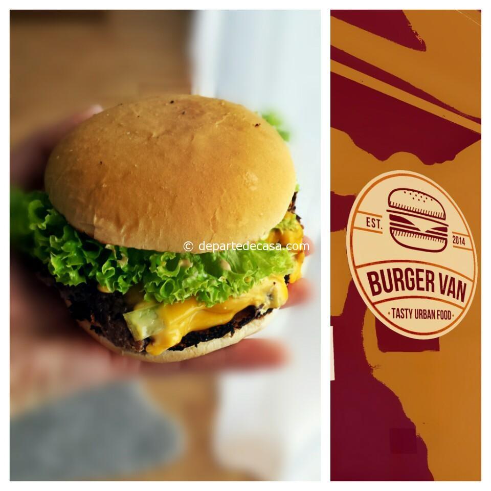 Burger Van, cei mai buni burgeri din Bucuresti