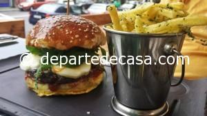 Burger @ Vivo Fusion Food Bar