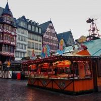 targul de Craciun din Frankfurt