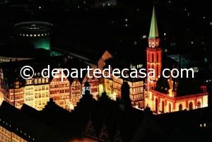 Târgul de Crăciun din Frankfurt