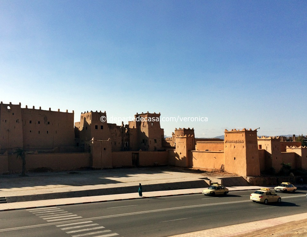 Ouarzazate, numit și Ușa Deșertului