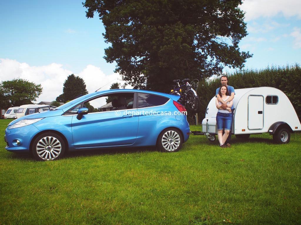 Cu caravana prin Wales - Saptamana 1